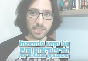Fazendo uma HQ em parceria, por Vinícius Gressana