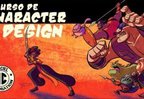 Curso de Desenho - Character Design