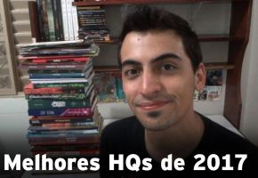 As Melhores HQs Brasileiras de 2017 por Digo Freitas