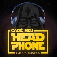 Cadê Meu Headphone em Quadrinhos para Download |  ( cadê, headphone, meu, quadrinhos, star wars)