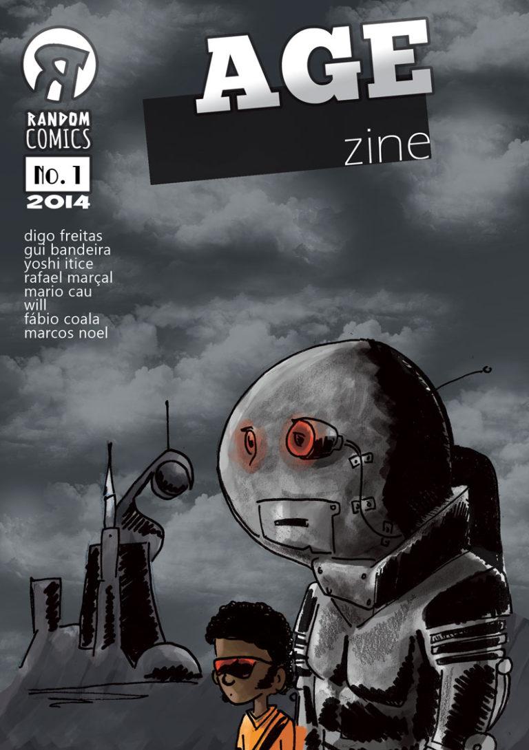 AGE Zine 2014 |  ( )