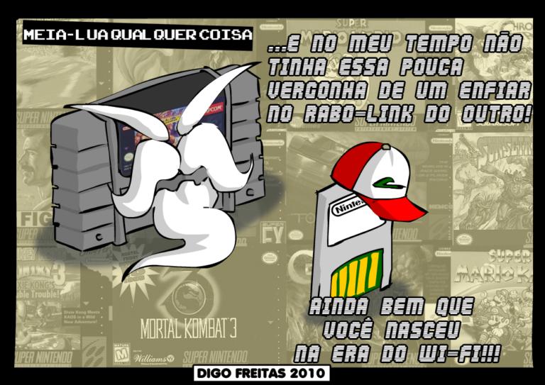 MLQC #4 – Cartuchos |  ( cartucho, ds, fita, jogo, nintendo, super, Tirinha, Tirinhas, videogame)