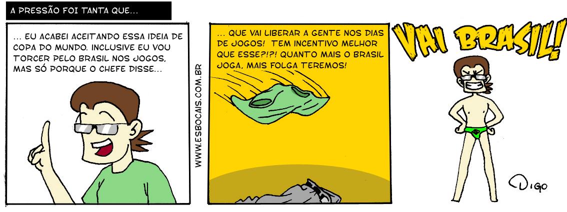 brasil, copa, futebol, geek, nerd, tirinha,