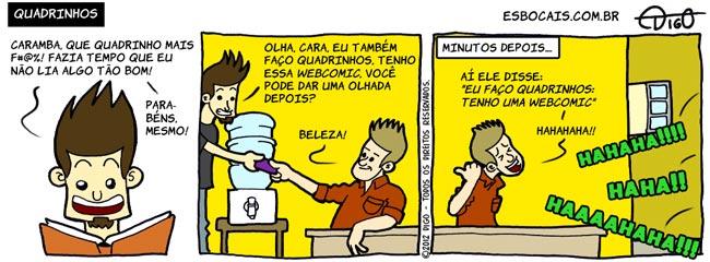 ADEM #22 – Quadrinhos    ( artista, historia, piada, quadrinhos, Tirinha, Tirinhas, webcomic)