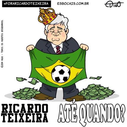 SS #34 – #ForaRicardoTeixeira |  ( brasil, CBF, fora, futebol, Ricardo Teixeira, Tirinha, Tirinhas)