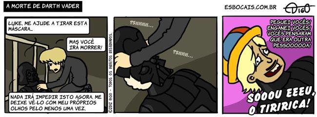 SS #51 – A morte de Darth Vader