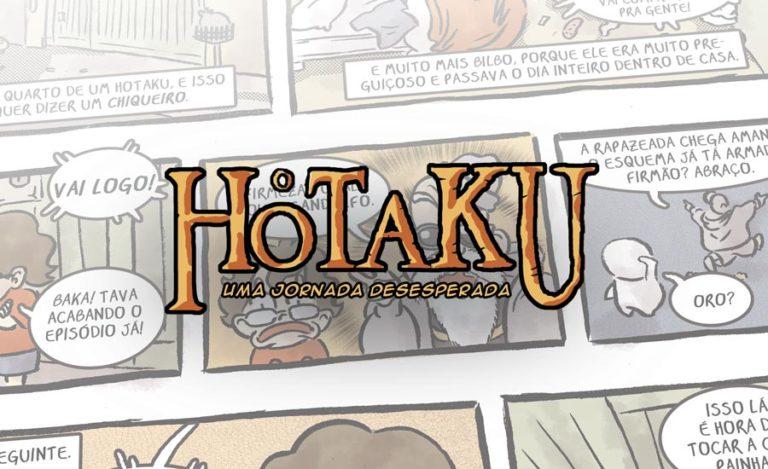 O Hotaku |  ( akira toriyama, animê, armas, boca de fumo, brasil, favela, hobbit, kame, MAD, mangá, mestre, morro, otaku, traficante, trafico)