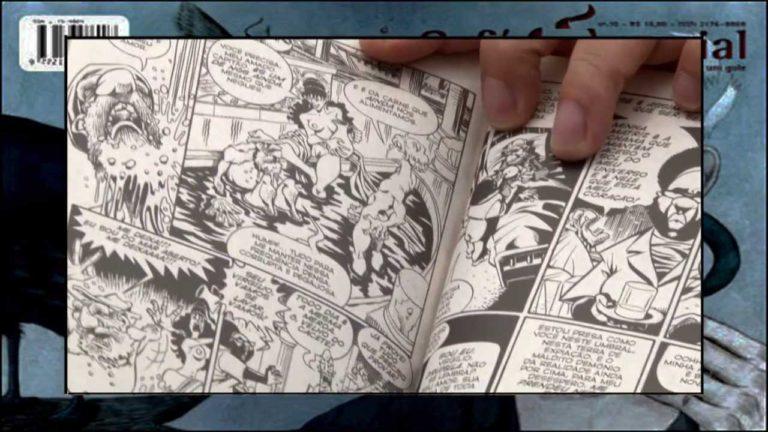O Mundo Independente das HQs    ( independentes, quadrinhos, vídeo)