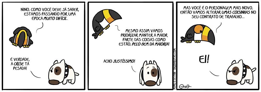 Mamu & Le Fan – Crise