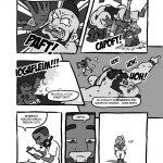 "Webcomics Brasil apresenta: Fliperama - HQ ""Jogo de Lutinha"""