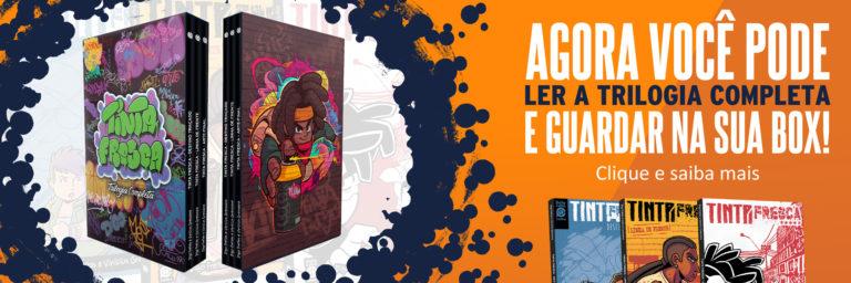 Conheça a Loja de Quadrinhos do Digo Freitas!